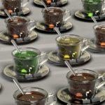 Teesorten gibt es in großer Auswahl